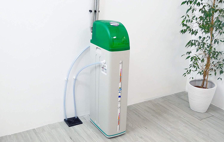 W2B800 de Water2buy Sel Adoucisseur D'eau - Pour 7-10 Personnes - Compteur Efficace Conçu pour les Régions Françaises Avec Une Eau Dure...