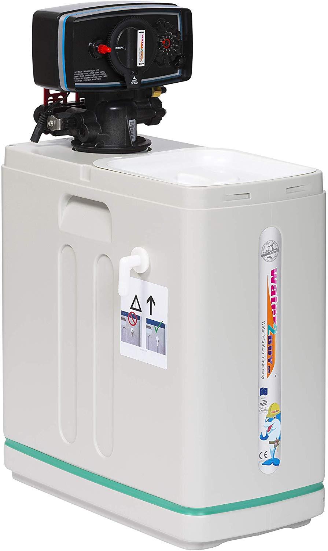 W2B110 Adoucisseur D'eau par Water2Buy - Adoucisseurs D'eau avec Minuteur Compacts, conçus pour les régions françaises avec une eau...