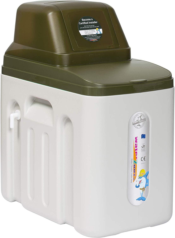 W2B500 de Water2buy Sel Adoucissant D'eau - Pour 4-7 Personnes - Compteur Efficace Conçu pour les Régions Françaises Avec Une Eau Dure...