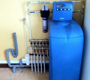 Comment installer un adoucisseur d'eau?